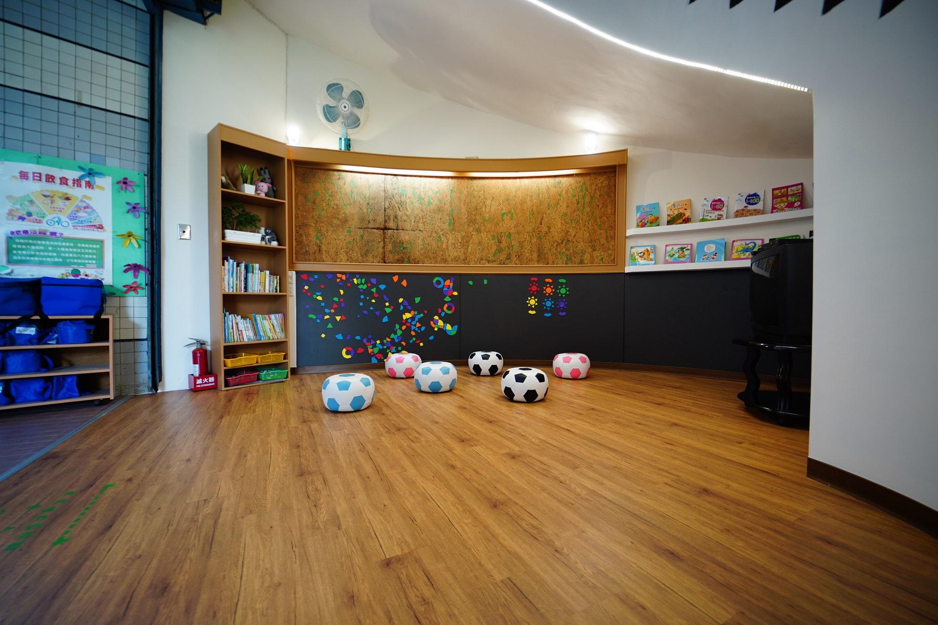 商業空間設計-仁惠幼稚園