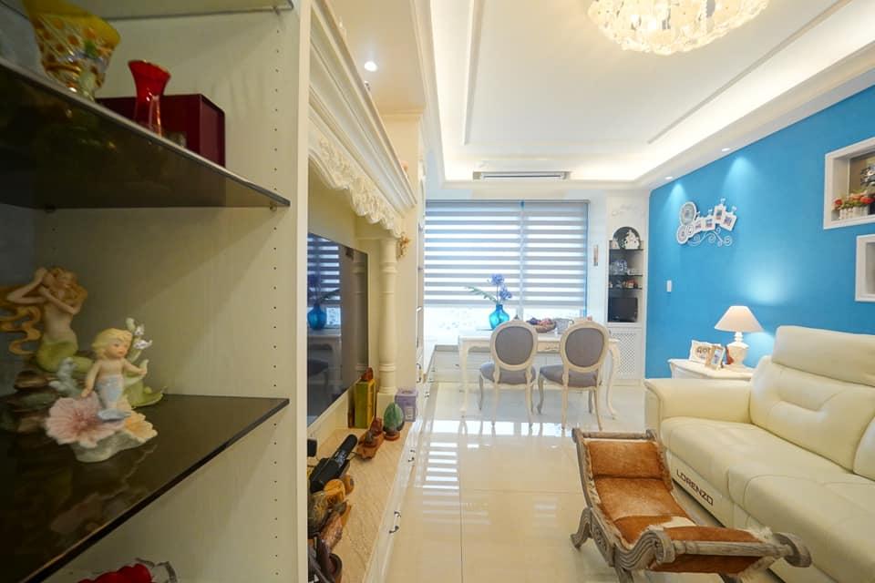 居家空間設計-台北信義D老師